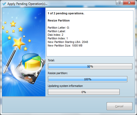 Mini Partition Wizard10