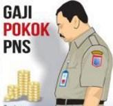 kenaikan gaji pns