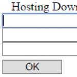 pindah hosting