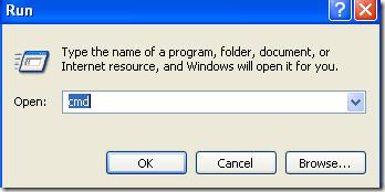 Format Harddisk External ke FAT32 menggunakan DOS