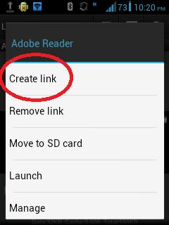 Cara Menggunakan Link2SD 2