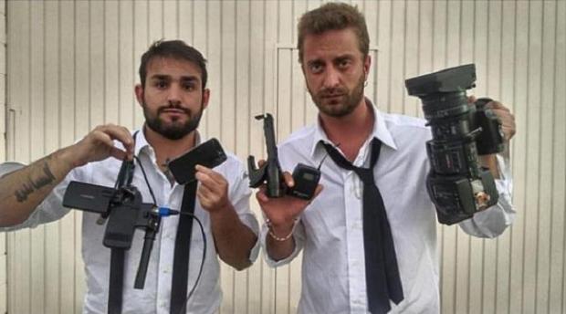 Dua jurnalis dikabarkan bentrok dengan keluarga Marc Marquez