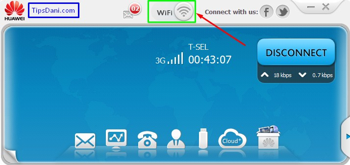 huawei wifi hotspot modem