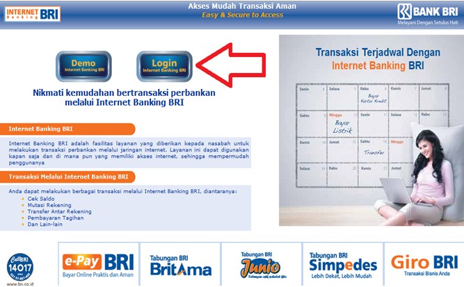 Internet Banking Bri Cara Daftar Aktivasi Dan Penggunaan Tips Dani